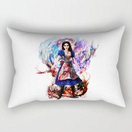 Alice madness returns Rectangular Pillow