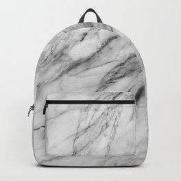 Carrara Marble Backpack