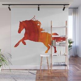 Horse Wild Spirit Wall Mural