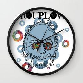 Grouplove  Wall Clock