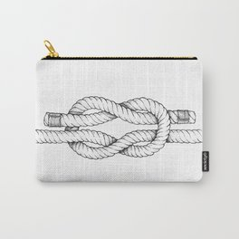 A reef knot - nautical art Carry-All Pouch
