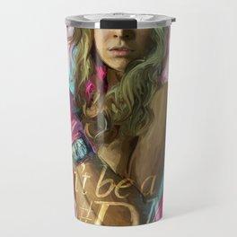 Ronda Rousey Travel Mug