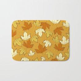 Autumn Love Bath Mat