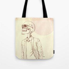 Gentleman Tote Bag