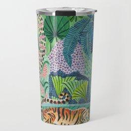 Jungle Tiger Travel Mug