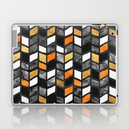 Fall Herringbone Laptop & iPad Skin
