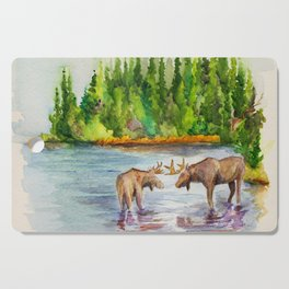 Isle Royale National Park Cutting Board