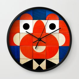 shap maker Wall Clock