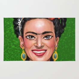 Smile Frida Rug