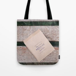 Beautiful Reasons to be Happy Quote Tote Bag