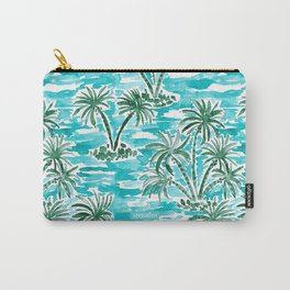 PALM WONDERLAND Carry-All Pouch