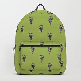 Shrunken Head Backpack
