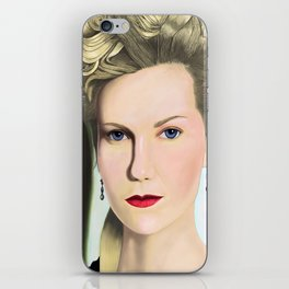 The Dauphin by A.Harrison iPhone Skin
