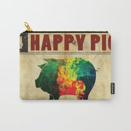 Happy pig Carry-All Pouch