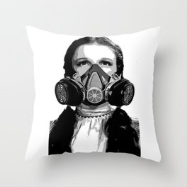Dorthy Get's Down Throw Pillow