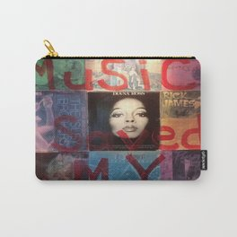 Music Saved My Life by T'Mculus' Soul Carry-All Pouch