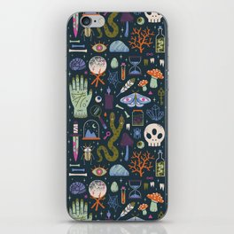 Curiosities iPhone Skin
