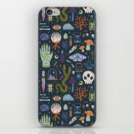 Curiosities iPhone Skin