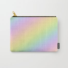 Pastel Goth Rainbow Carry-All Pouch