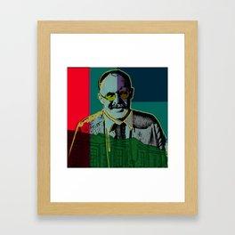 Pontus Framed Art Print