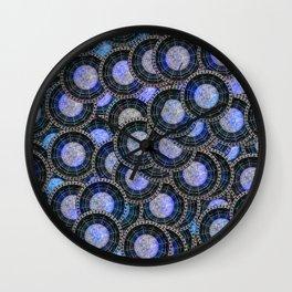Medallions Wall Clock