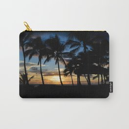 Hawaii Sunset Photo Carry-All Pouch