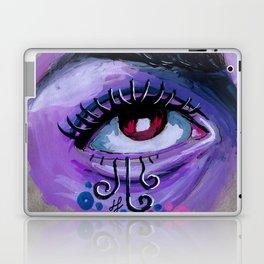 """i live in unreality"" Laptop & iPad Skin"