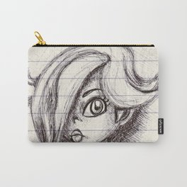Rosalina Noire Carry-All Pouch