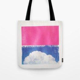 SKY/PNK Tote Bag