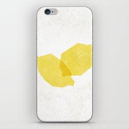 "Always Remember: ""Lemons"" iPhone Skin"