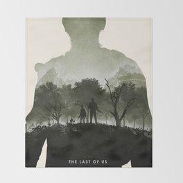 The Last Of Us (II) Throw Blanket