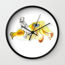 Pufferfish - Joyride Wall Clock