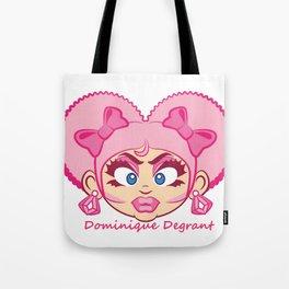 Dominique DeGrant Tote Bag