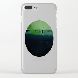 Marsh in Spring Clear iPhone Case