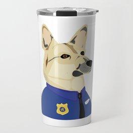 Officer Taylor Travel Mug
