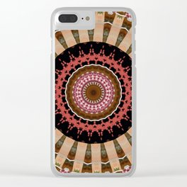 Some Other Mandala 206 Clear iPhone Case