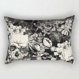 SKULLS HALLOWEEN SKULL Rectangular Pillow