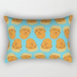 PigFaced Trump Pattern Rectangular Pillow