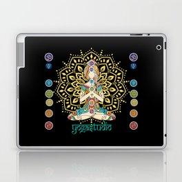 Yoga Studio Laptop & iPad Skin