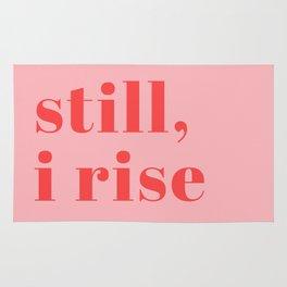 still I rise XIV Rug