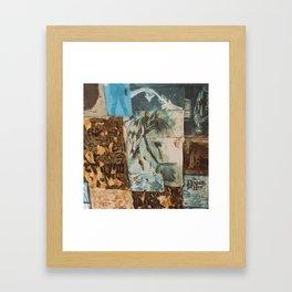 Faded Dreams Framed Art Print