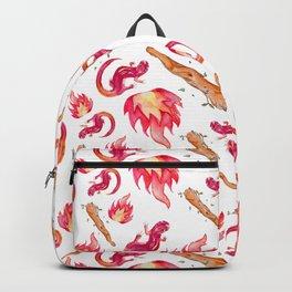 Wands and salamanders Backpack
