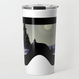 Morning Goggles Travel Mug