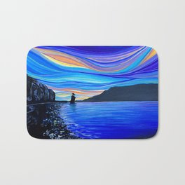 Siwash Rock Bath Mat
