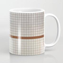 Nuremberg U-Bahn Memories - Hasenbuck Coffee Mug