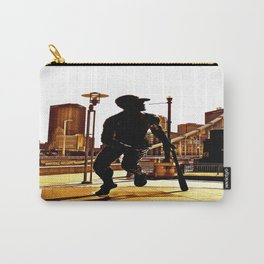 Roberto's Shadow Lives In Roberto's City Carry-All Pouch