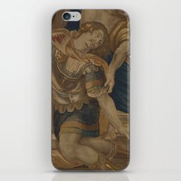 The Death of Achilles iPhone Skin