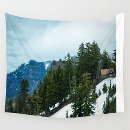 Crater lake-OR Wall Tapestry