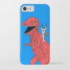 Dinosaur B Forever iPhone 7 Slim Case