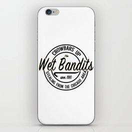 The Wet Bandits iPhone Skin